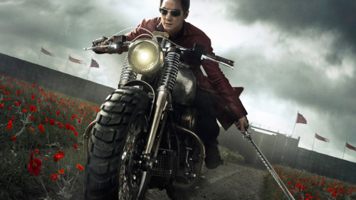 Into the Badlands biek2