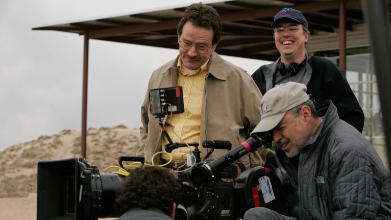 Writing: Making of Breaking Bad