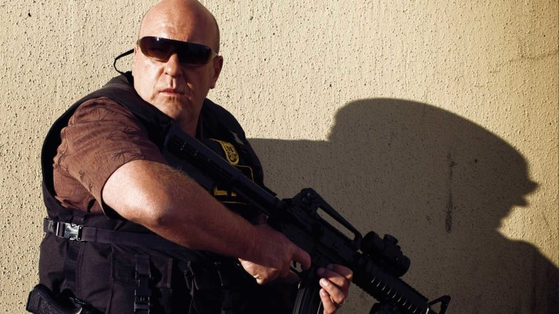 Hank Needs a Bigger Gun with Dean Norris: Breaking Bad