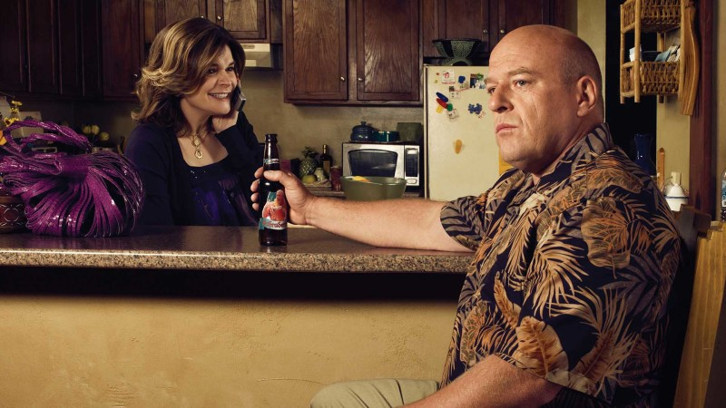 Hank at Home with Dean Norris: Breaking Bad