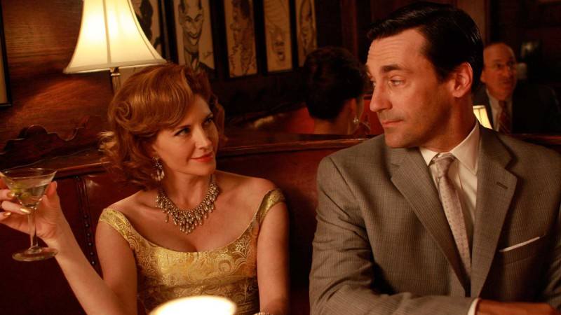 Inside Episode 205 Mad Men: The New Girl