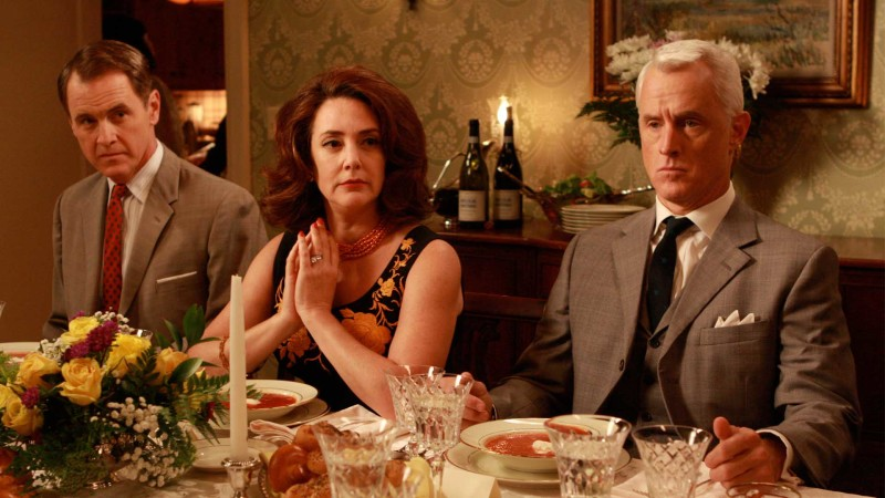 Inside Episode 208 Mad Men: A Night To Remember