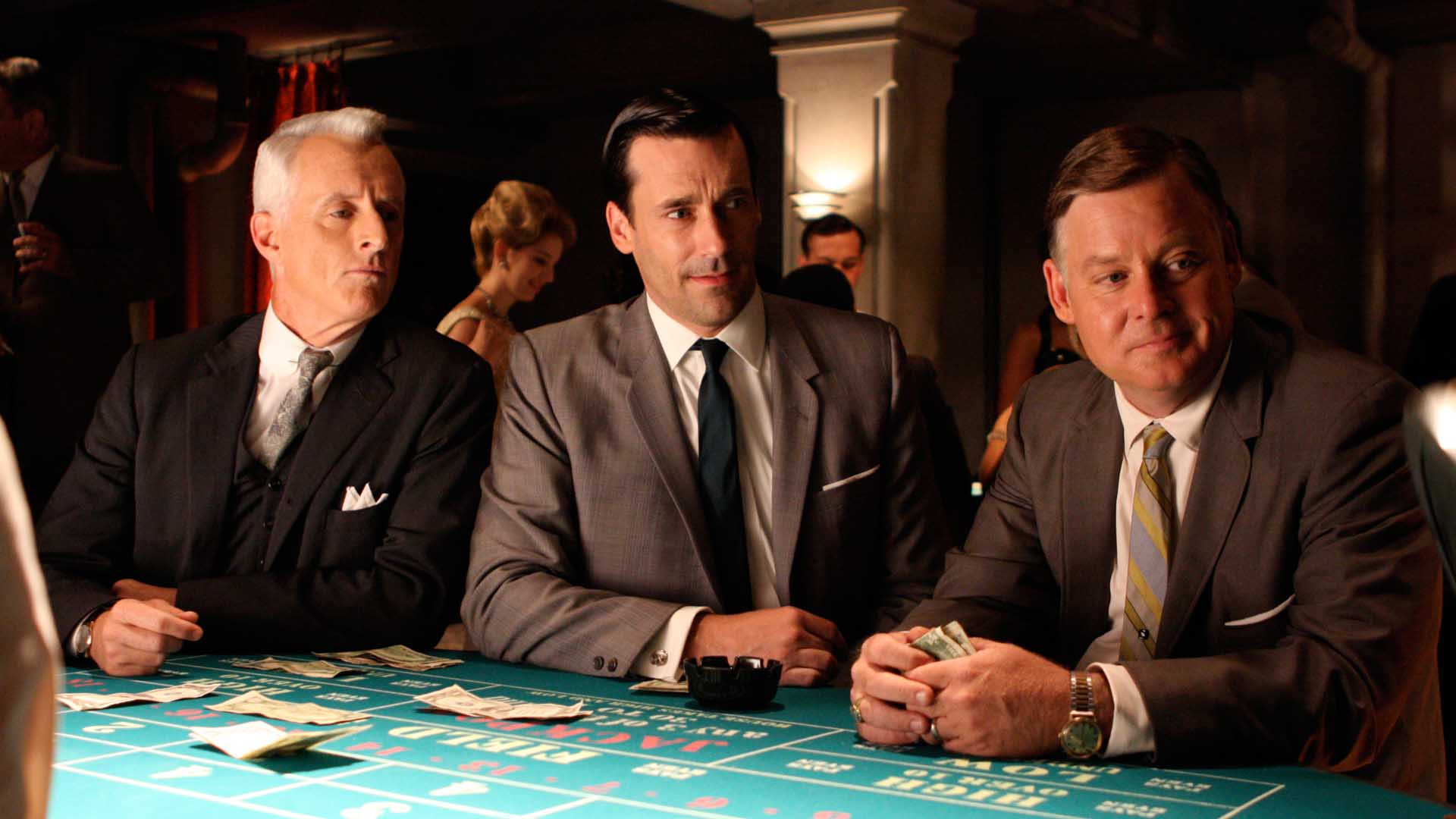 Inside Episode 209 Mad Men: Six Month Leave