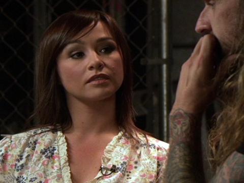 Video Extra - Rob Zombie Interviews Danielle Harris - AMC