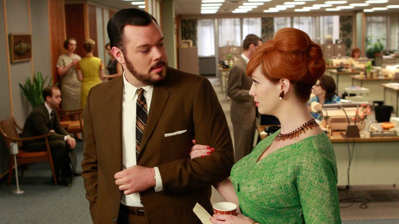Inside Episode 210 Mad Men: The Inheritance