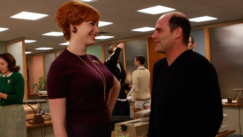 Favorite Scenes: Mad Men Wrap Party