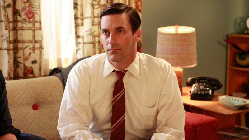 Who is Jon Hamm?: Mad Men Wrap Party