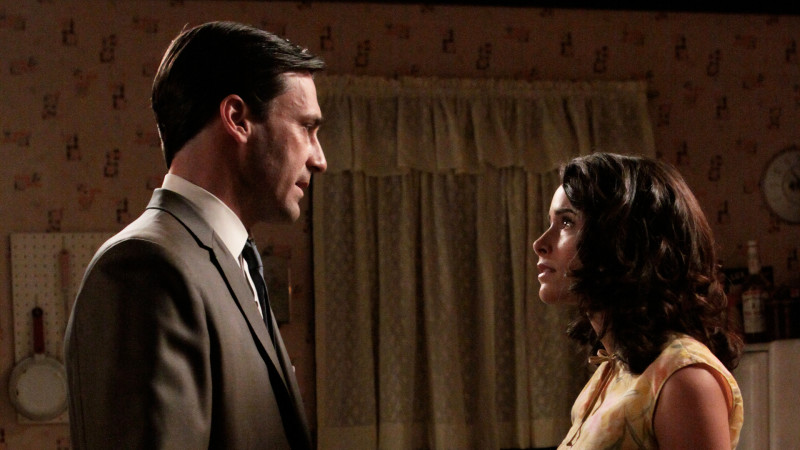 Talked About Scene Episode 309 Mad Men: Don's Parent Teacher Conference