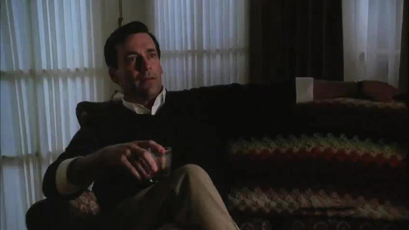 Talked About Scene Episode 312 Mad Men: Betty Tells Don How She Really Feels