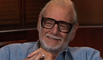 Image result for george romero gif
