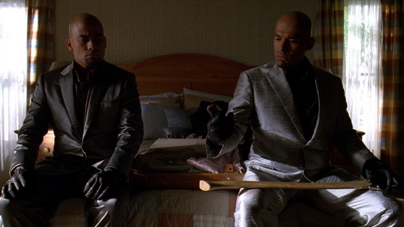Talked About Scene Episode 306 Breaking Bad: The Police Meet Tuco's Cousins
