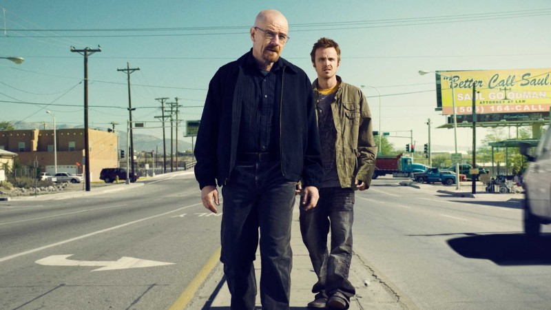 A Look Ahead: Inside Breaking Bad