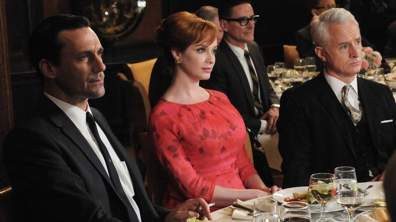 Inside Episode 406 Mad Men: Waldorf Stories