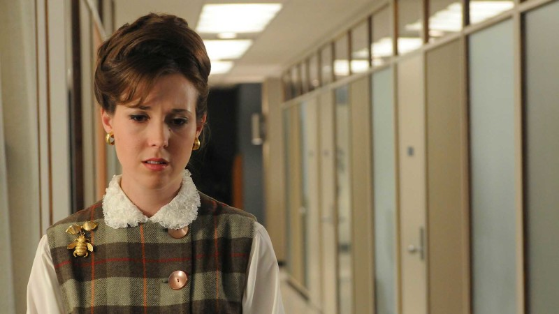 Talked About Scene Episode 404 Mad Men: A Secretary Scorned