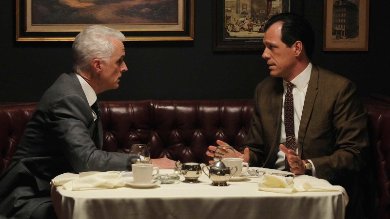 Highlights Episode 410 Mad Men: Hands And Knees