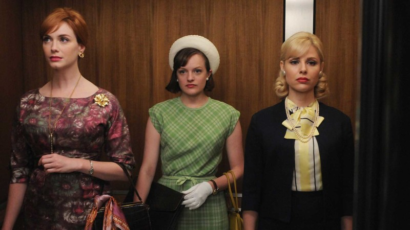 Inside Episode 409 Mad Men:  The Beautiful Girls