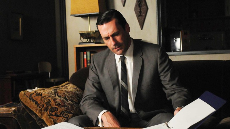 Talked About Scene Episode 412 Mad Men: Don's PR Stunt