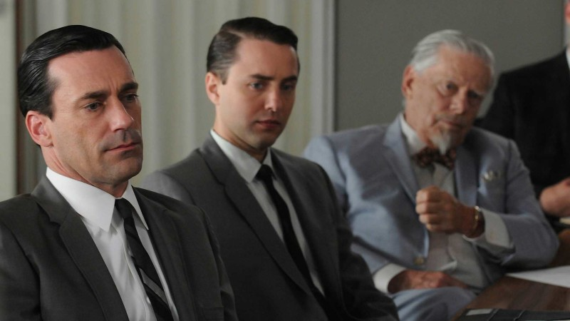 Talked About Scene Episode 412 Mad Men: Pete's Unlikely Benefactor