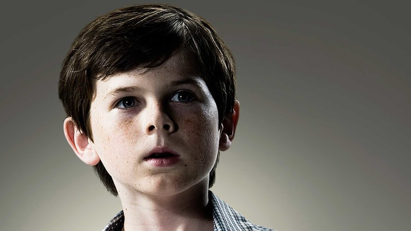 Who is Carl Grimes?: The Walking Dead