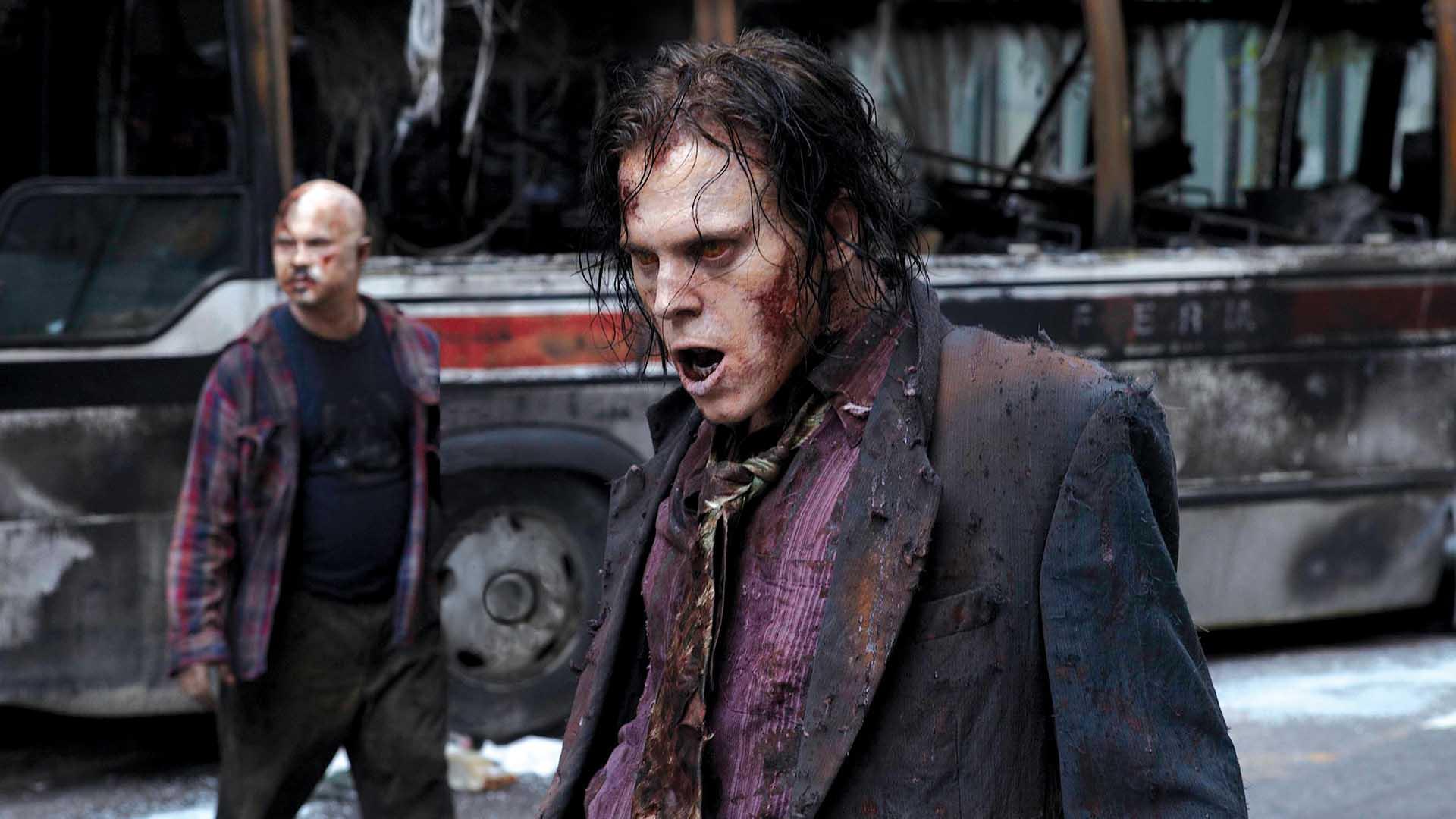Join told Walking dead zombies