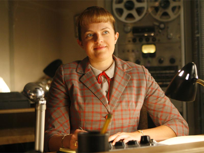 Peggy Olson (Elisabeth Moss)  - Mad Men - Season 1, Episode 13 - Photo Credit: Carin Baer/AMC