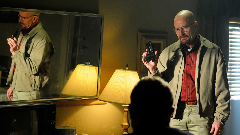 Inside Episode 402 Breaking Bad: Thirty-Eight Snub