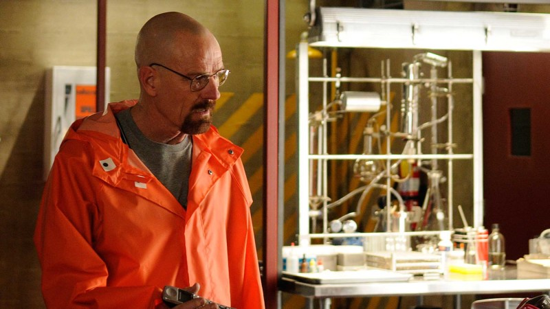Inside Episode 406 Breaking Bad: Cornered