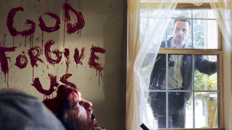 Grossest Scenes from Season 1: The Walking Dead