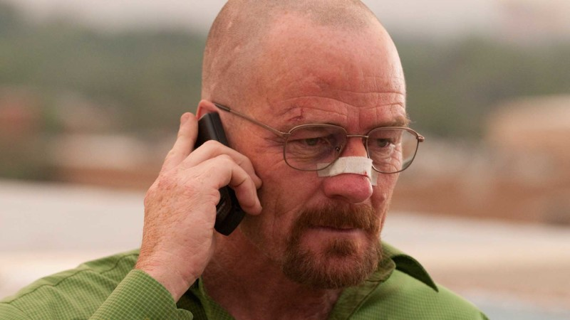 Inside Episode 413 Breaking Bad: Face Off