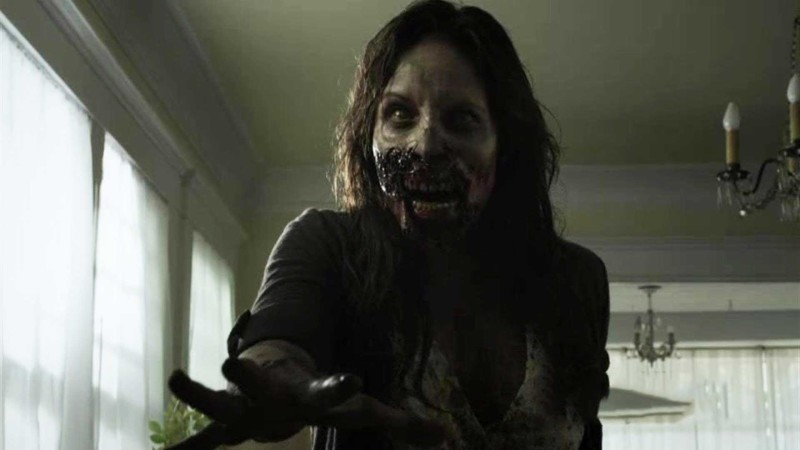 Webisodes 5 The Walking Dead: Step-Mother