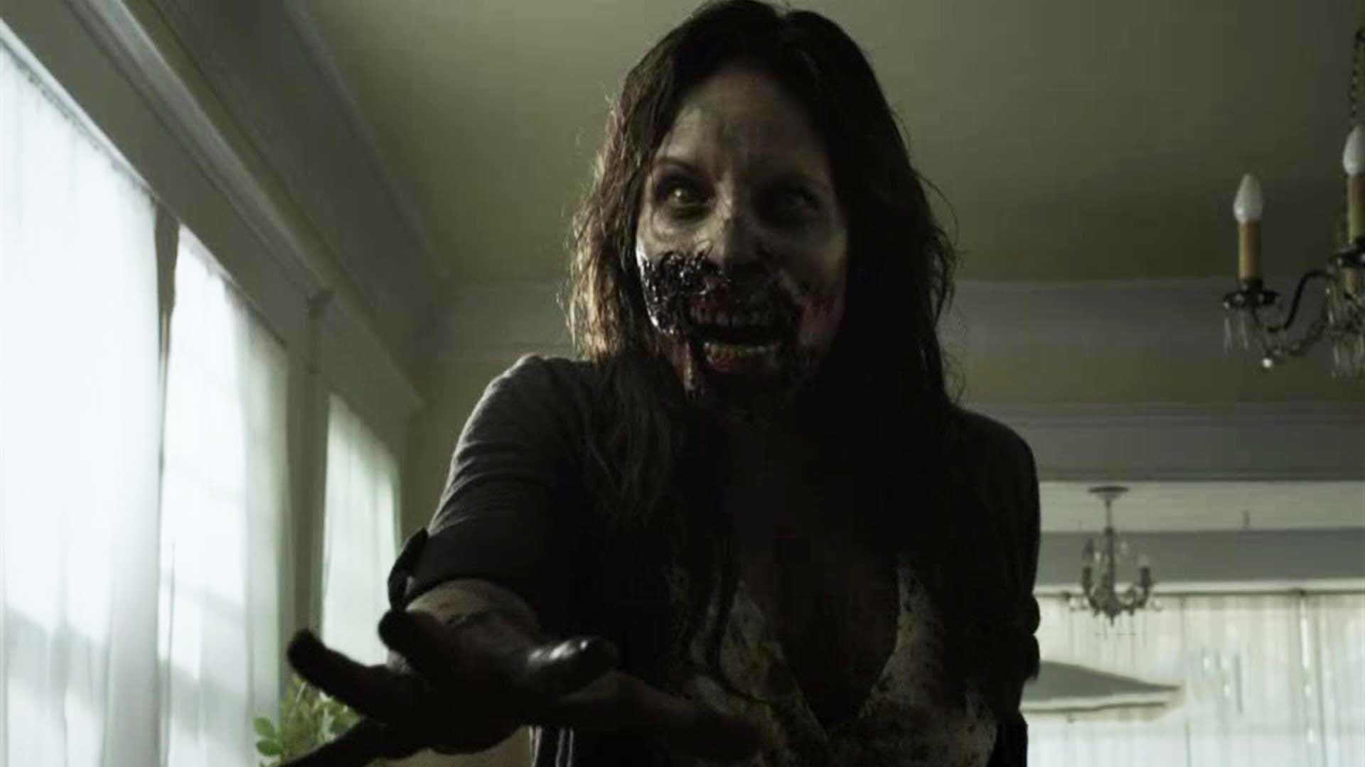Wa walking dead pumpkin stencil - Webisodes 5 The Walking Dead Step Mother