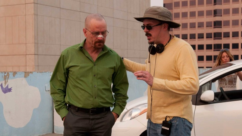 The Design of the Superlab: Inside Breaking Bad