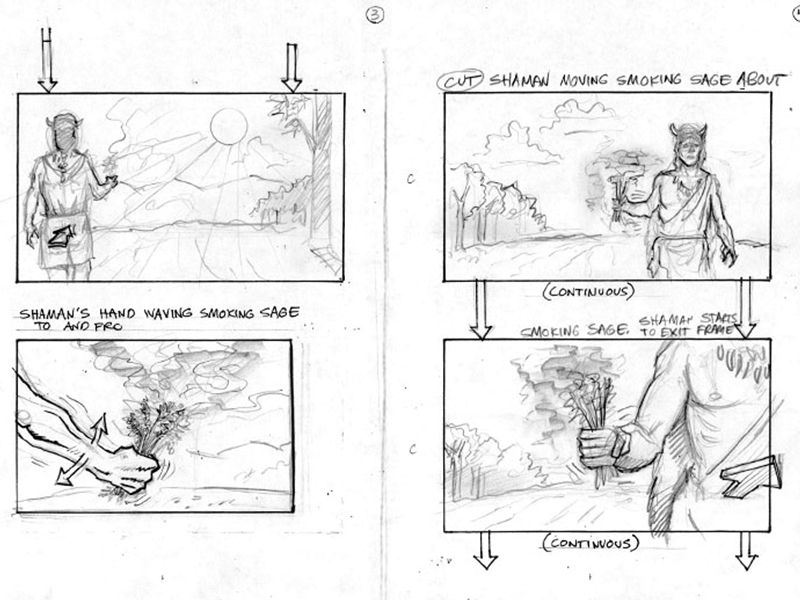 HOW_105_SunDance_SToryboard