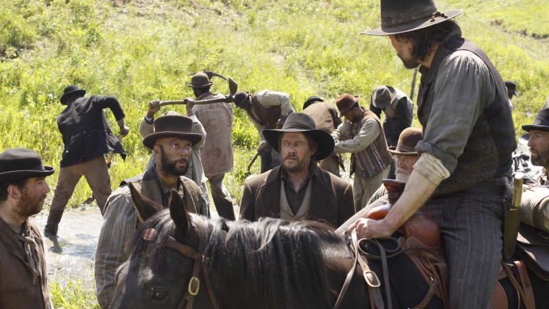 Hell On Wheels (Season 1)
