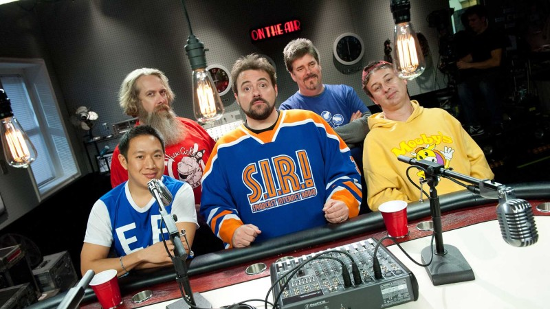 Extended Podcast Episode 101 Part 1: Who are the Comic Book Men?