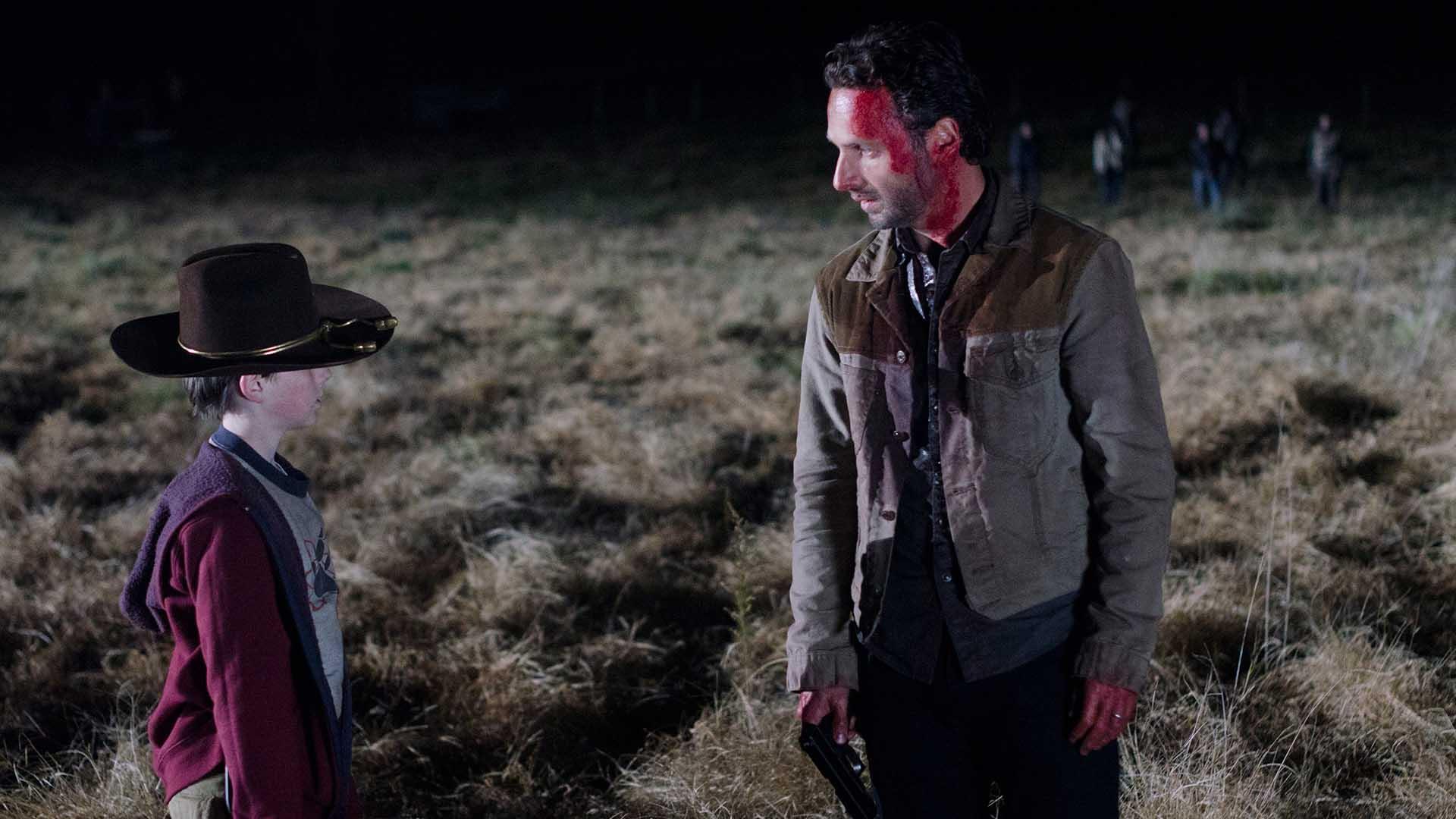 The Walking Dead Season 1 Walkthrough - YouTube