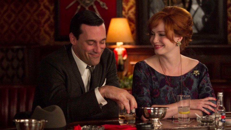 Inside Episode 510 Mad Men: Christmas Waltz