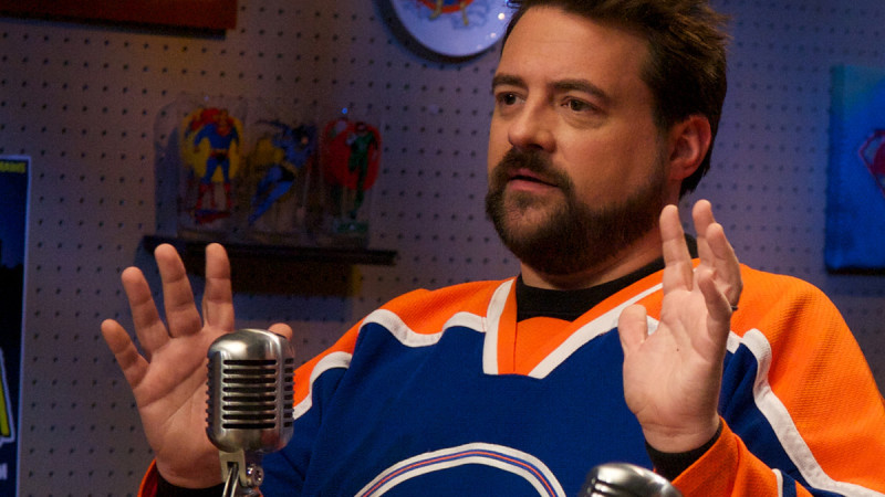Q&#038;A &#8211; Kevin Smith, Producer of <em>Comic Book Men</em>