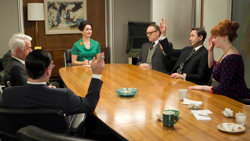 Inside Episode 512 Mad Men: Commissions and Fees