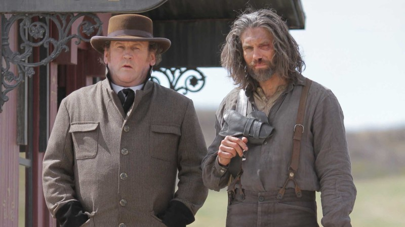 The Cast on Season 2: Inside Hell on Wheels