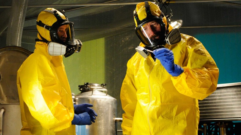 Inside Episode 503 Breaking Bad: Hazard Pay