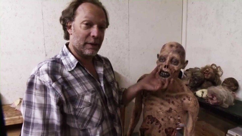 Season 3 Zombie Studio Tour with Greg Nicotero: Inside The Walking Dead