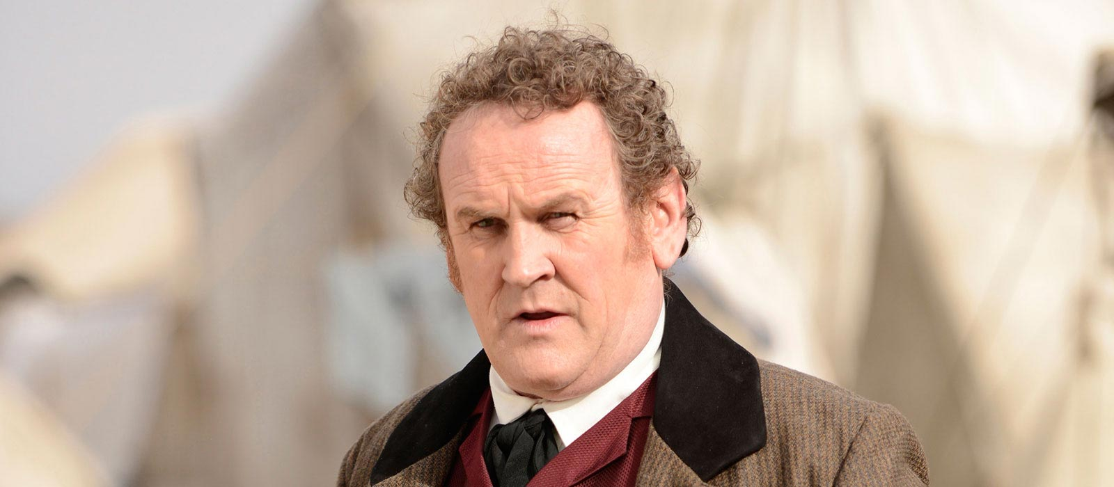 Q&A – Colm Meaney (Thomas Durant)