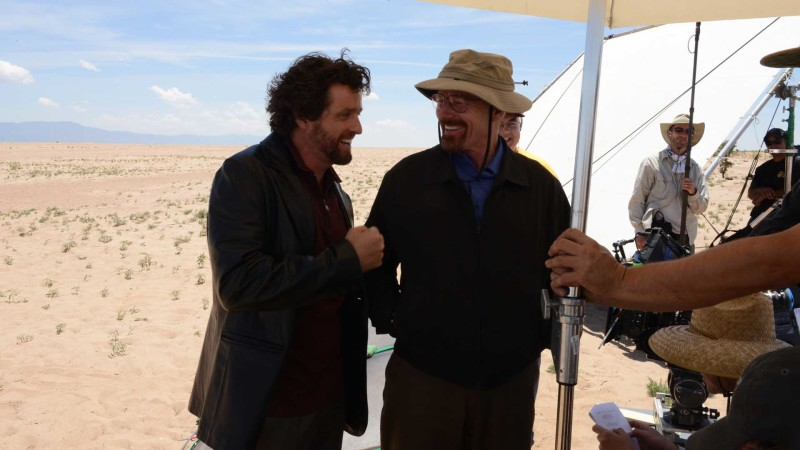 (CONTAINS SPOILERS) Making of Episode 507, Say My Name: Inside Breaking Bad