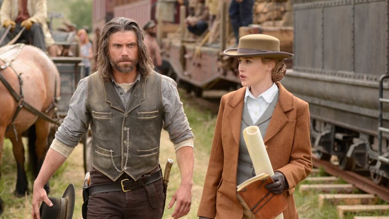 Inside Episode 204 Hell on Wheels: Scabs