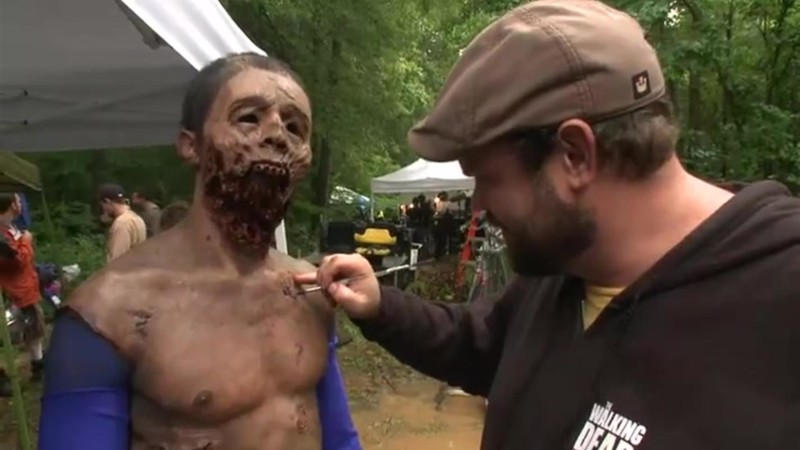 (CONTAINS SPOILERS) The Making of Episode 303, Walk With Me: Inside The Walking Dead