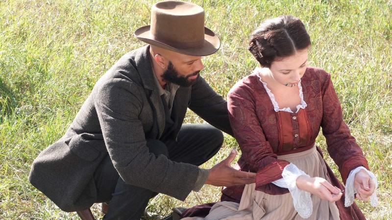 Inside Episode 209 Hell on Wheels: Blood Moon