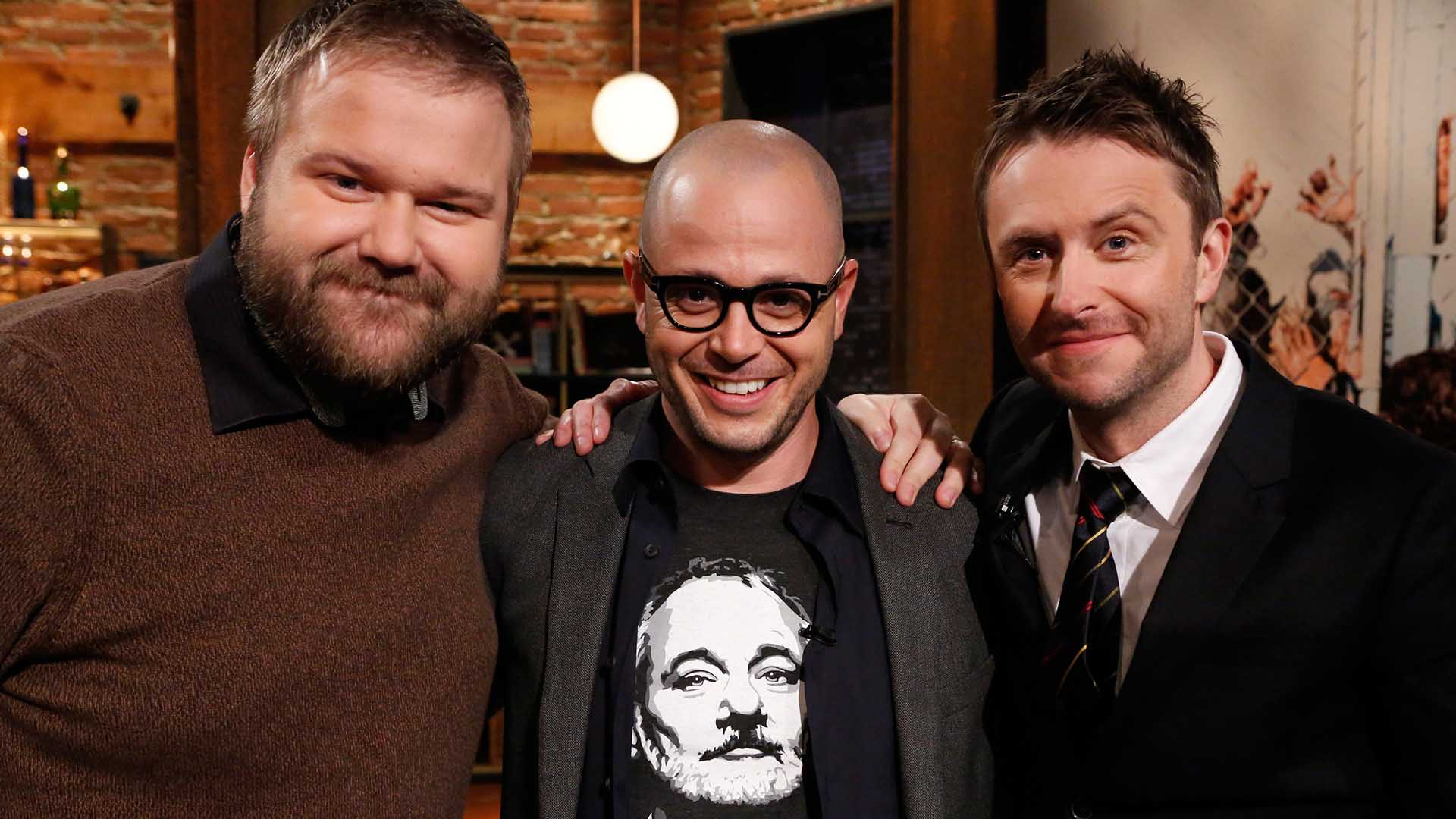 Episode 308 Bonus Video: Talking Dead