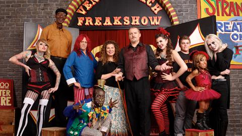 What is Freakshow: Inside Freakshow