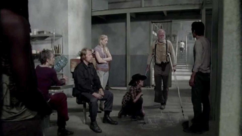 (SPOILERS) Inside Episode 310 The Walking Dead: Home